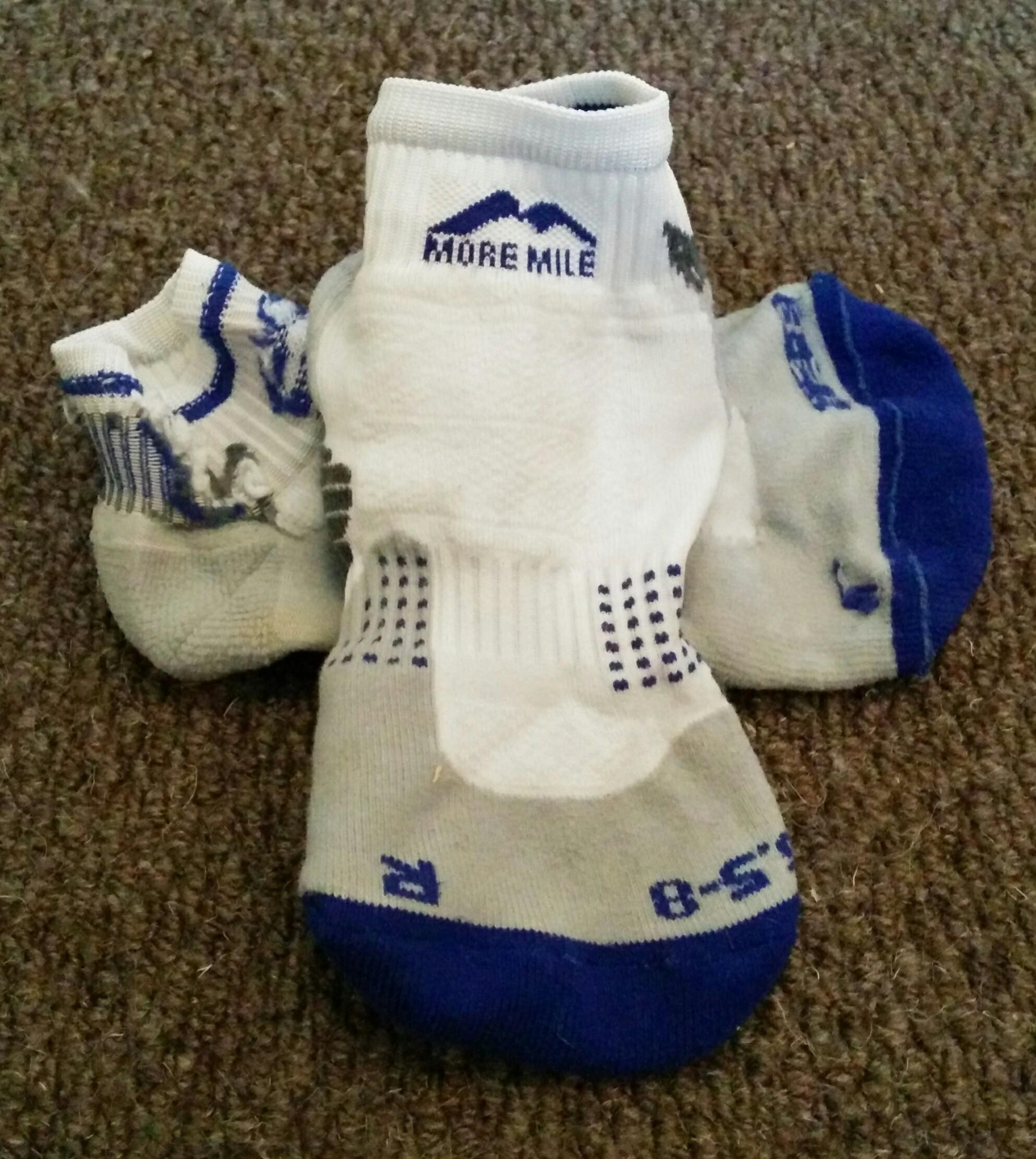More Mile San Diego Socks Hels205 Gear